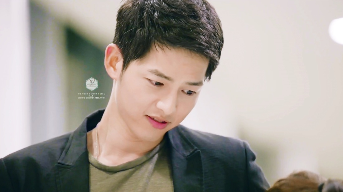 160223 Descendants Of The Sun Part 4