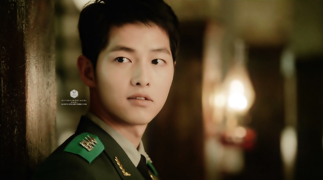 160303 Descendants Of The Sun EP04 Part 3